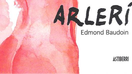 Arlerí, de Edmond Baudoin
