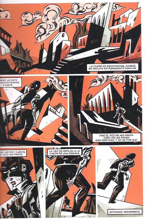 doctor-jekyll y mister Hyde en comic