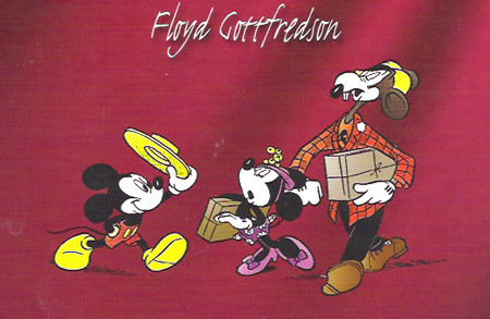 Hall of Fame: Floyd Gottfredson