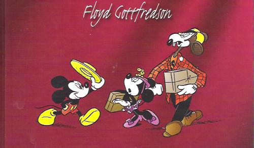 hall-of-fame, Floyd Gottfredson