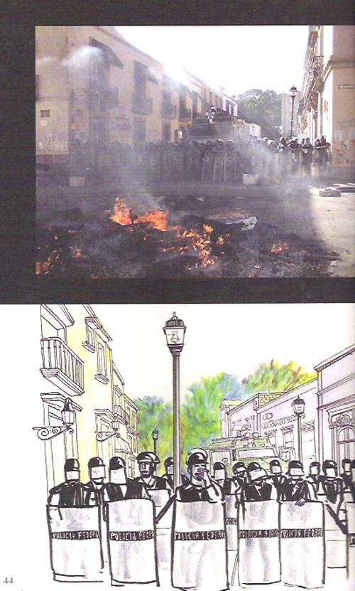 Diario de Oaxaca interior