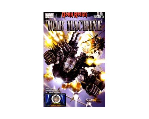 War Machine portada