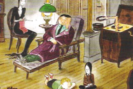 La familia Addams y el One-Liner
