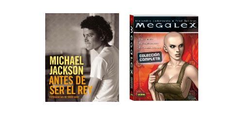 Michael Jackson y Megalex