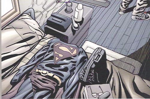 superman, corazones perdidos