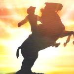 El llanero solitario cabalga de nuevo