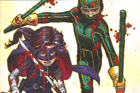 Kick-Ass, de Mark Millar