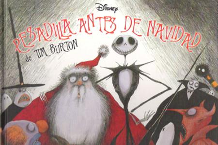 Pesadilla antes de Navidad de Tim Burton: El Poema