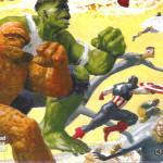 Mitos, grandes héroes de Marvel