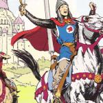 Principe valiente: Lejos de Camelot