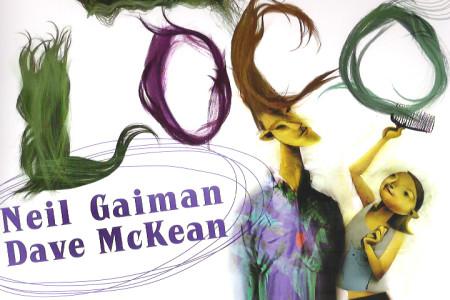 Cabello loco, de Gaiman y McKean
