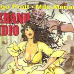 Verano indio , de Hugo Pratt y Milo Manara