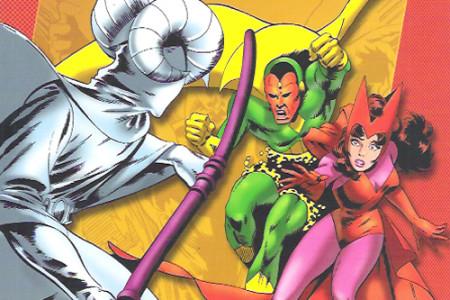 Los Vengadores: La Vision y la Bruja Escarlata