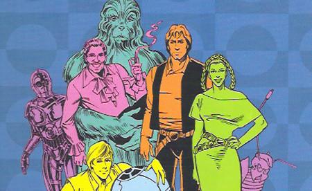 Clásicos Star Wars: En una galaxia muy, muy lejana