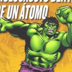 Holocausto dentro de un átomo, Hulk