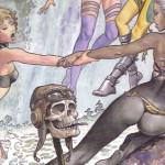 X-Men: Mujeres en peligro (edición especial en color)