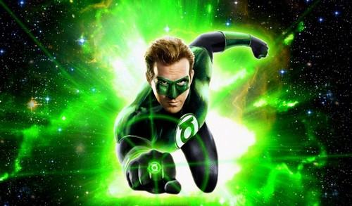 Linterna Verde se estrenará pronto en el cine