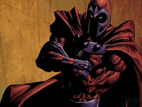 Nueva miniserie de Magneto
