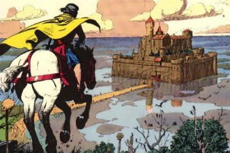 Planeta DeAgostini presenta la colección de El Príncipe Valiente