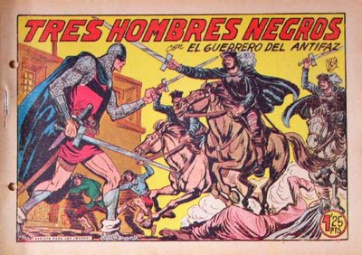 Guerrero del antifaz