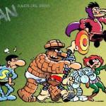 Cuatro cómics europeos que triunfarían en el cine