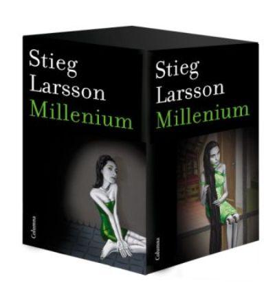 Stieg Larsson y su trilogia de Millenium