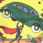 Se subasta el primer cómic de Superman por internet
