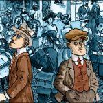 Alfonso Zapico presenta Dublinés y La Ruta Joyce