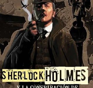 Sherlock Holmes vuelve al cómic