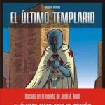 El último templario de Aragón, nuevo cómic español