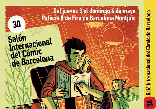 30º Salón Internacional del Cómic de Barcelona