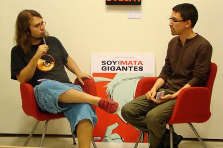 Ken Niimura gana el Premio Internacional de Manga de Japón