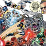 Mighty 7, con Stan Lee como personaje