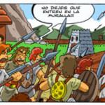 """Thurrakos"", un cómic de los celtíberos aragoneses"