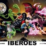 Iberoes, día libre: primer cómic español de superhéroes del siglo XXI