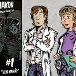Pharmakon, un nuevo cómic 2.0
