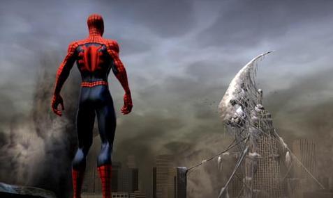 Spiderman Animacion