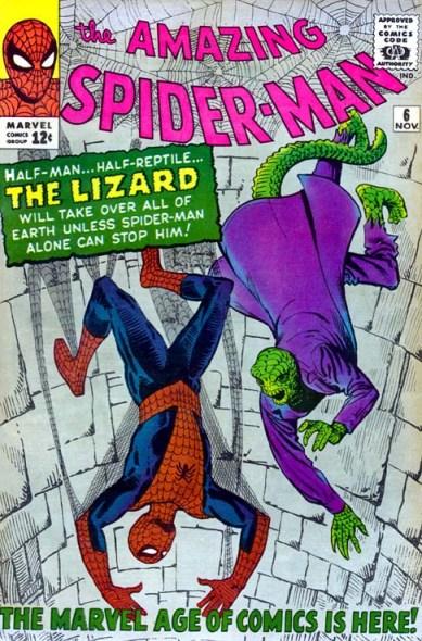 Amazing Spiderman 6