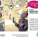 Escoge: 2º escenario del cómic en Getafe