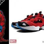 Las nuevas zapatillas Marvel de Reebok