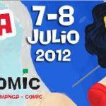 Animacómic, Primer Salón de la Animación y el Manga, en Málaga