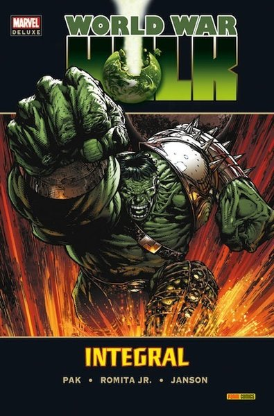 World War Hulk Integral