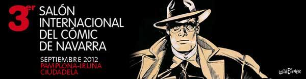 III Salon Internacional del Comic de Navarra