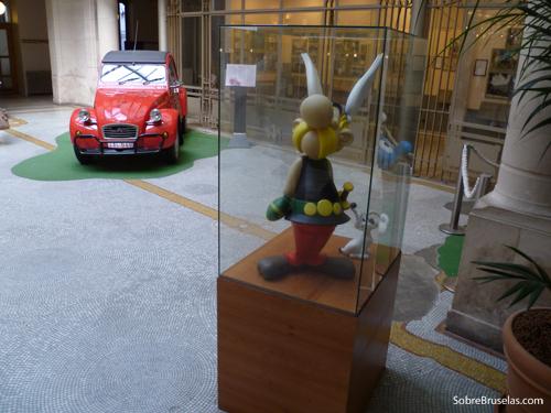 Museo del Comic en Bruselas