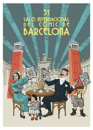 31 Salon Internacional del Comic de Barcelona