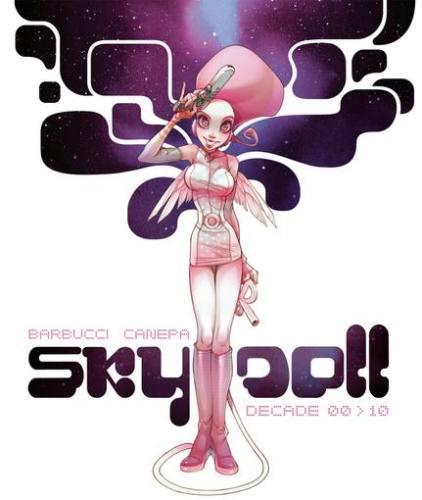 Sky Doll Portada
