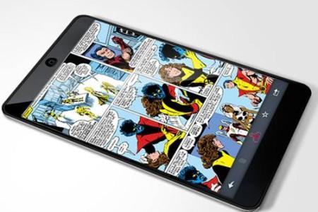 Tablets para leer cómics